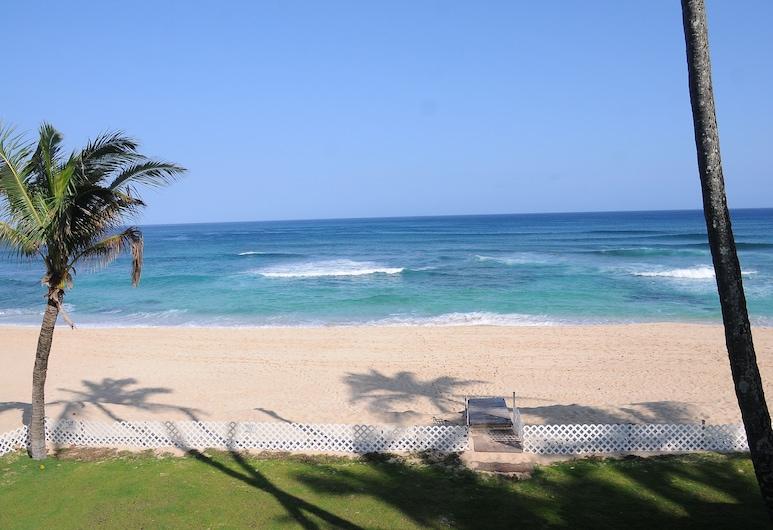 Rocky Point Beachfront/Paradise, Haleiwa, Studio suite, Uitzicht op het strand, Aan het strand (Side Studio), Kameruitzicht