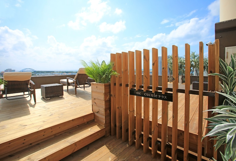 Ishigakijima Hotel Cucule, Ishigaki, Terrace/Patio