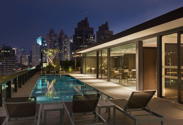 Louis Kienne Serviced Residences, Singapore, Outdoor Pool
