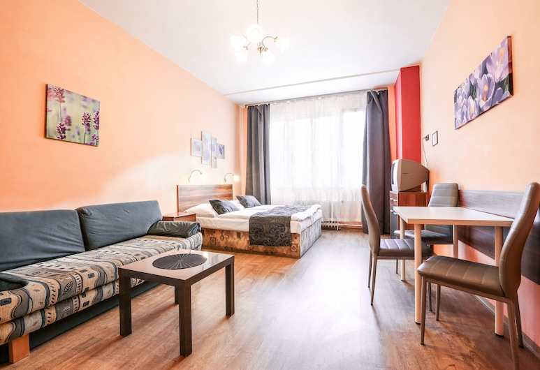 Rezidence Davids, Prague, Apartment, 3 Bedrooms, Guest Room
