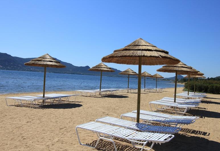 Hotel Marina Corsica, Porto-Vecchio, Pantai