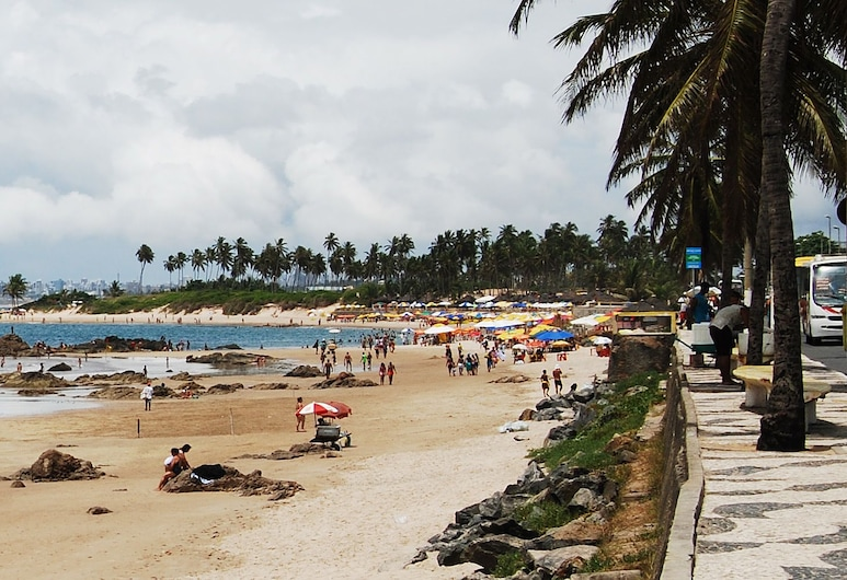 Hotel Praia da Sereia, סלבדור, חוף ים
