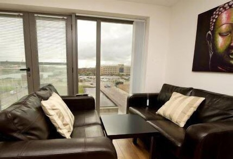 The Block, Liverpool, Standard Apartment, 1 Double Bed, Guest Room