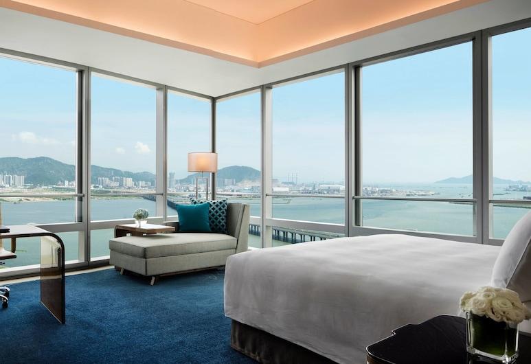 JW Marriott Hotel Shenzhen Bao'an, Shenzhen, Executive Room, Business Lounge Access, Guest Room