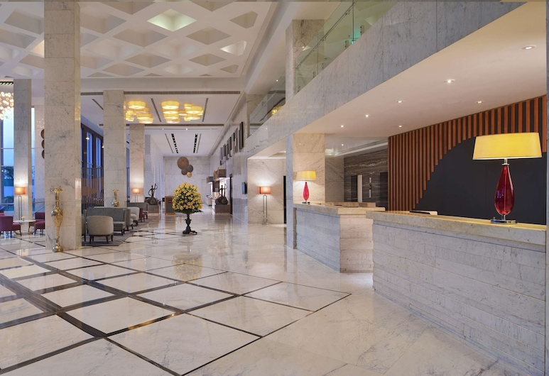 Radisson Hotel Agra, Agra, Lobby
