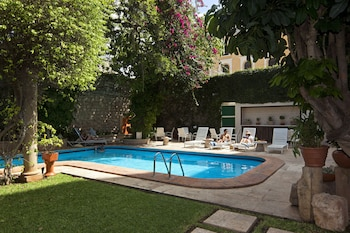 Nuotrauka: Hotel Casa del Balam, Merida