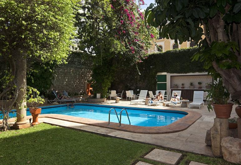 ホテル カサ デル バラム, Mérida, 部屋からの眺望