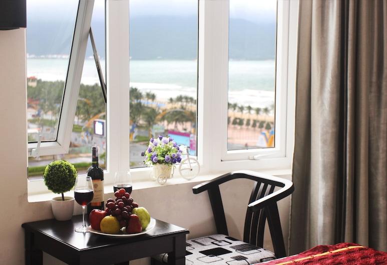 峴港米薩飯店, 峴港, 豪華雙人房, 海景, 客房景觀