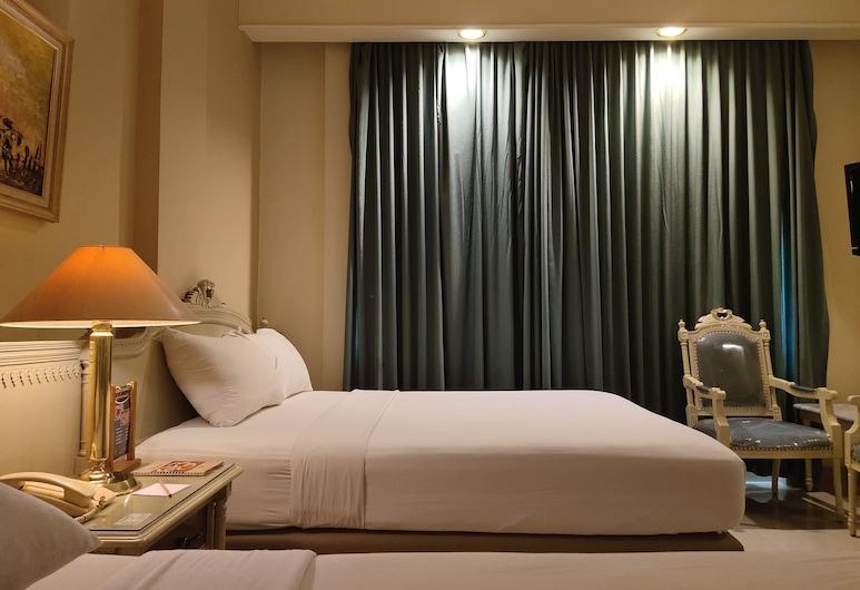 Hotel Indah Palace Solo, Surakarta, Izba typu Executive, 2 jednolôžka, Hosťovská izba
