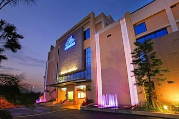 Obrázek hotelu Amain Boutique Motel Tu-Cheng ve městě Nový Tchaj-pej