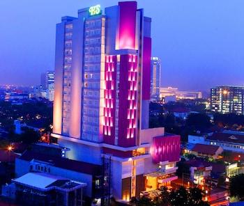 Naktsmītnes Hotel Santika Premiere Gubeng - Surabaya attēls vietā Surabaja