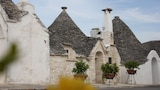 Choose This Cheap Hotel in Alberobello