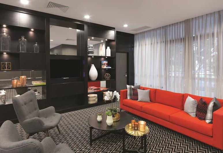 Adina Apartment Hotel Sydney Airport, Mascot, Vestíbulo
