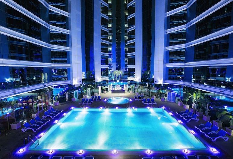 Ghaya Grand Hotel, Dubaï, Installations sportives