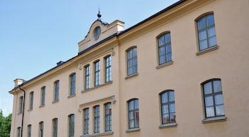 Sztokholm — zdjęcie hotelu Långholmen Hotell