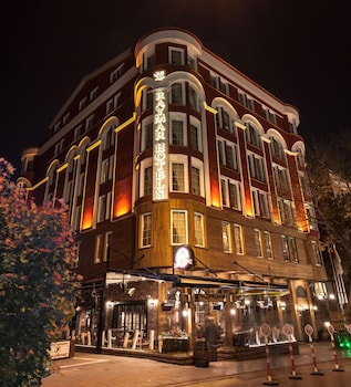 安卡拉安卡拉瑞瑪飯店的相片