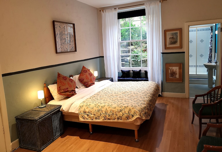 Dene Guest House, Edinburgh, Double or Twin Room, 1 Double or 2 Single Beds, Guest Room