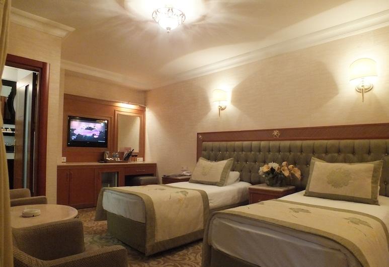 Grand Asiyan Hotel, Istanbul
