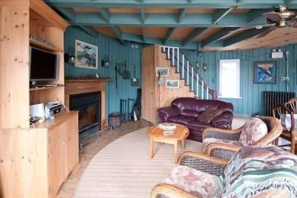 Apartament typu Suite, 3 sypialnie (The Watertower) - Salon