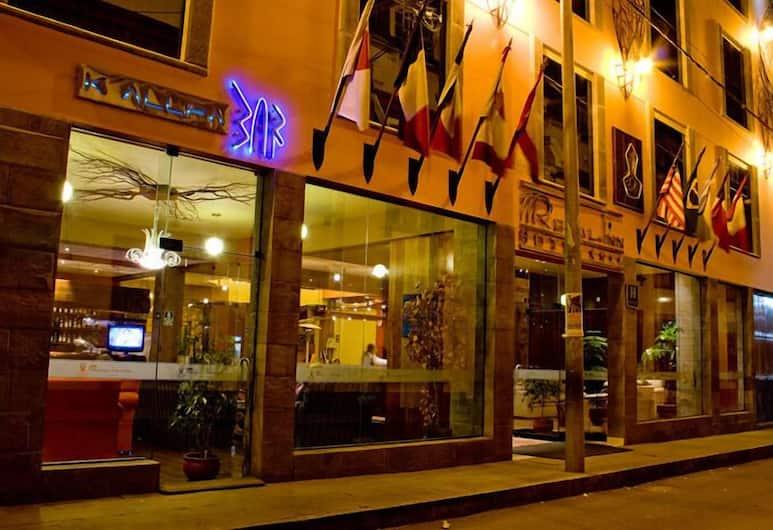 ROYAL INN HOTEL PUNO, Puno, Hotel Front