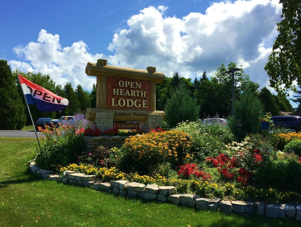 Open Hearth Lodge Sister Bay