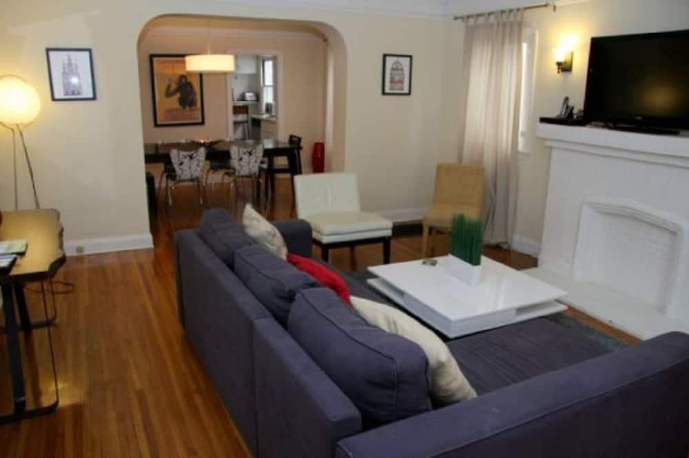 標準客房 - 客廳
