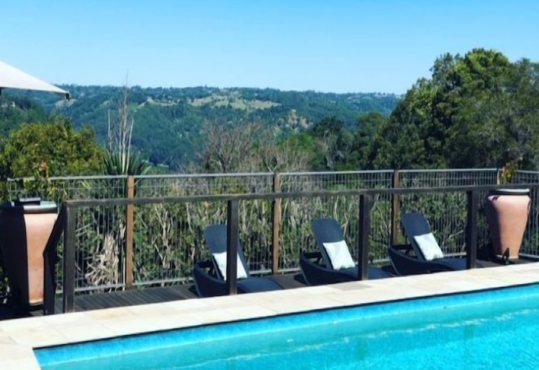 Montville Holiday Apartments, Montville, Buitenzwembad