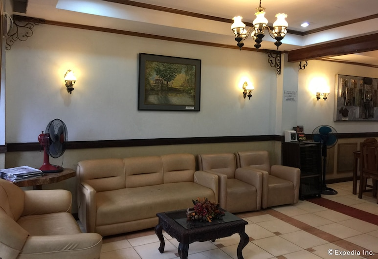Darunday Manor, Tagbilaran, Salon de la réception