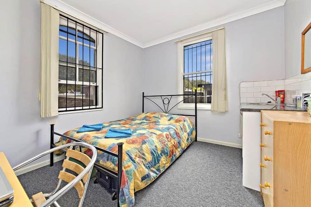 Standaard eenpersoonskamer, gemeenschappelijke badkamer - Kamer