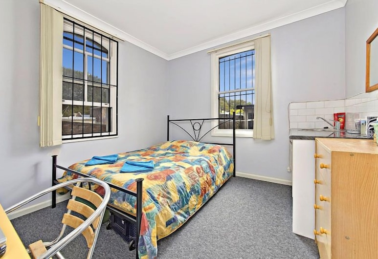 Sinclairs City Hostel, Surry Hills, Standard Single Room, Shared Bathroom, Guest Room
