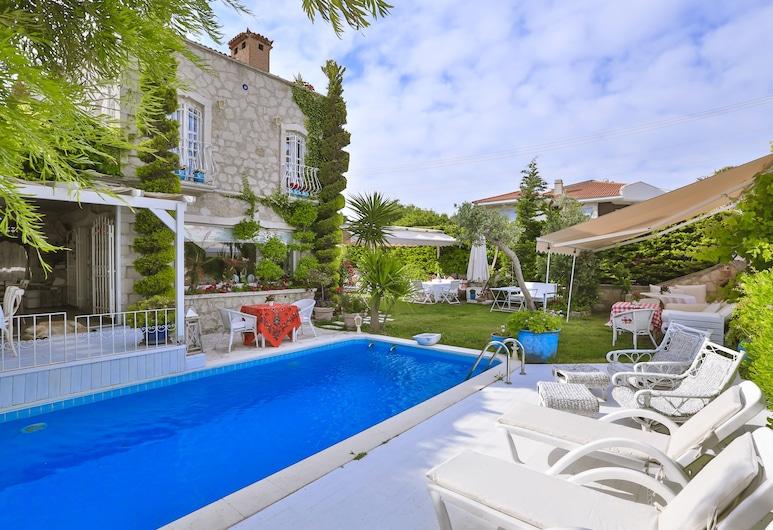 My Stone Home Hotel - Special Class, Çeşme, Havuz
