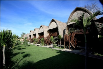 Lembongan Adası bölgesindeki Dream Beach Kubu Lembongan resmi