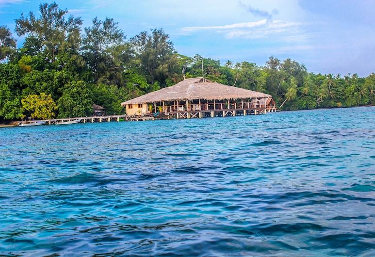 福泰渡假村, 曼邦加島, 餐廳