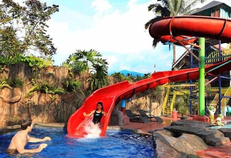 Royal Safari Garden Resort & Convention, Cisarua, Waterslide