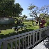 스탠다드 코티지, 침실 1개, 정원 전망 - 발코니