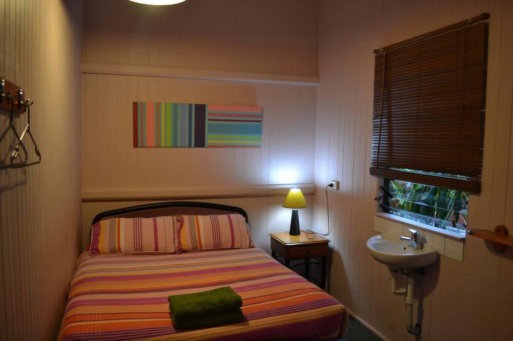 Deluxe-Doppelzimmer, Gemeinschaftsbad - Wohnbereich