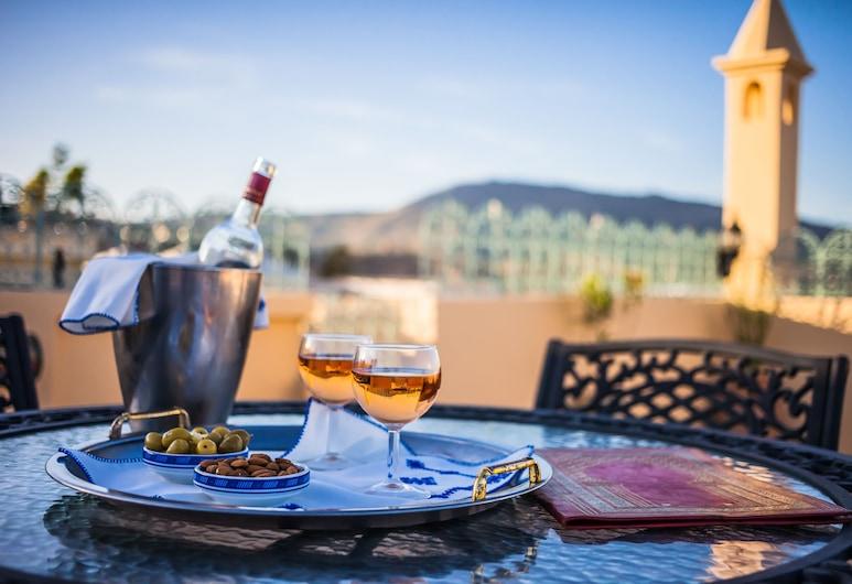 Riad Zamane & Spa Fès, Fez, Salón lounge del hotel