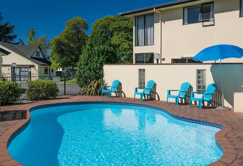 Ashleigh Court Motel, Blenheim, Outdoor Pool
