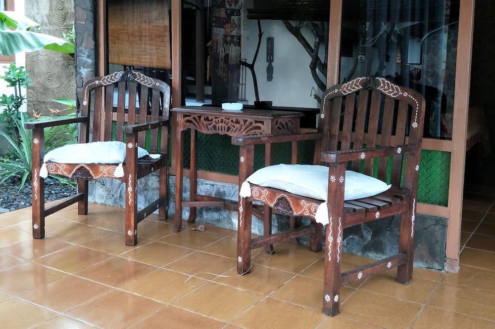 Seaview Superior Cottage - Balkon
