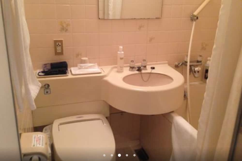 デラックス ツインルーム 喫煙可 - バスルーム