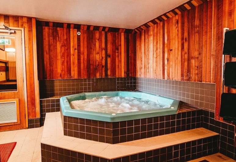 布努那滑雪小屋, 派瑞斯山谷, 室內 SPA 浴池