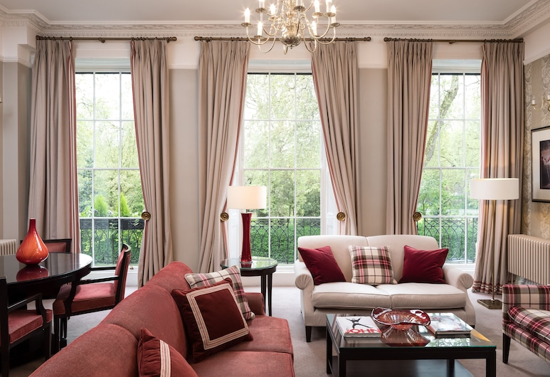 The Goodenough on Mecklenburgh Square, London, Suite, 1 Schlafzimmer, Zimmer