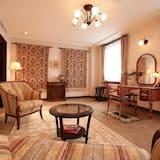 Номер (Suite, Grazie) - Зона гостиной