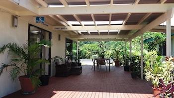 Фото Kiikii Inn & Suites у місті Раротонга