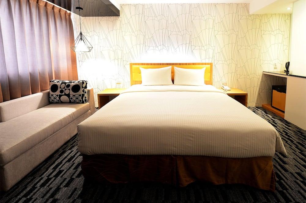 Dvojlôžková izba typu Classic (Promotion) - Obývacie priestory