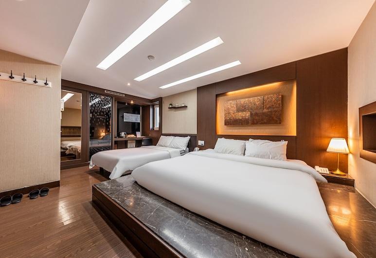 友善 DH 出生酒店 - 明德魯姆集團, 首爾, 尊貴客房, 1 間臥室, 客房