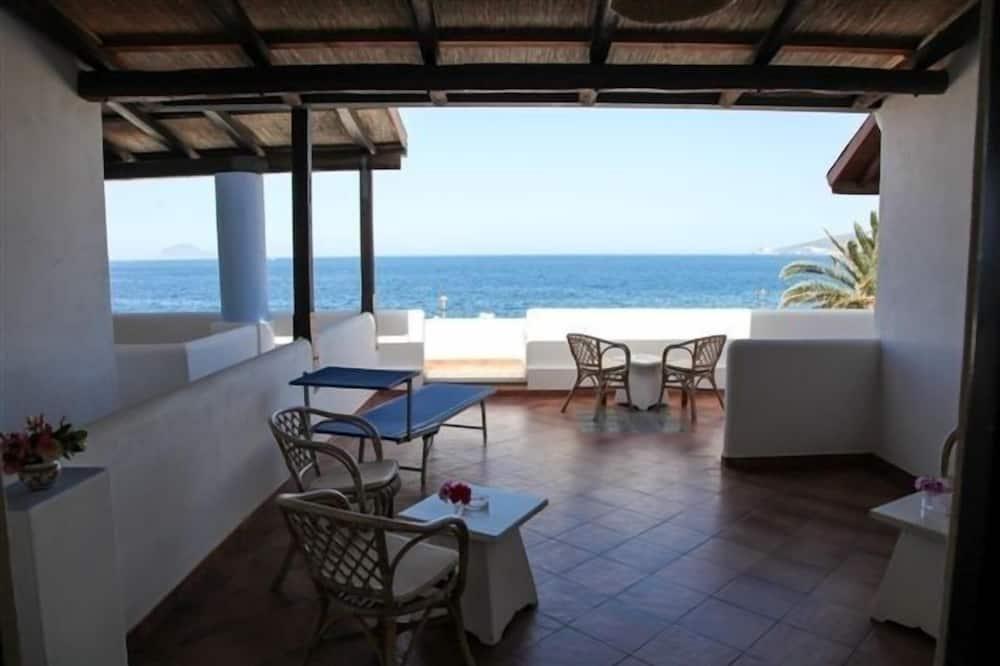 Habitación doble estándar, vista al mar - Vista a la playa o el mar