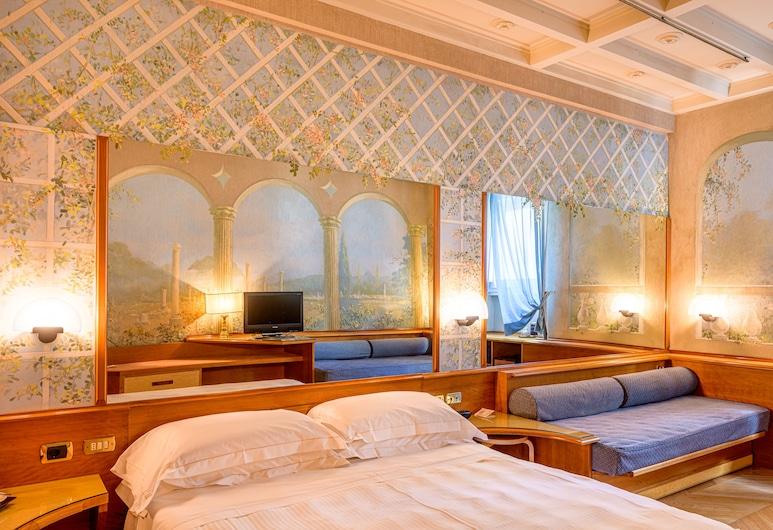 오텔 산트 안나, 로마, 클래식 쿼드룸, 객실