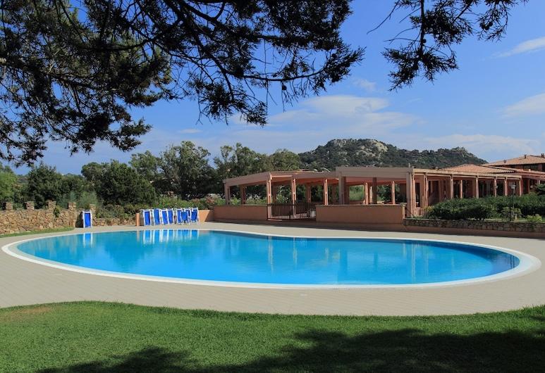 Residence Eurotel Bouganville, Olbia, Piscina al aire libre