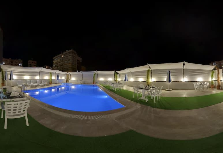 Atlıhan Hotel, Mersin, Vanjski bazen